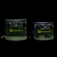 Perspective Collapsible Bucket 15l