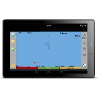 All in app including 7″ tablet with sonar 455Khz