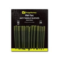 Anti Tangle Sleeves Weed Green Long