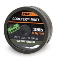Edges™ Coretex™ Matt - Weedy Green 35lb, 20m