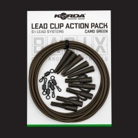 Basix Lead Clip Action Pack
