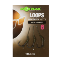 Loop Rigs Wide Gape X 18lb