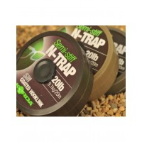 N-Trap Semi Stiff 30lb Weedy Green