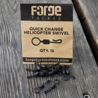 Quick Change Helicopter Swivel