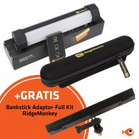 Multi Lite Duo + IR Case + GRATIS Bivvy Lite Bankstick Adaptor-Full Kit