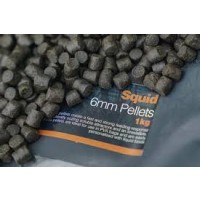 Squid Pellets 6 mm, 1 kg