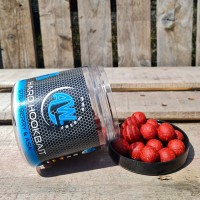 Hard Hookbaits - Strawberry & Asafoetida - 20 mm