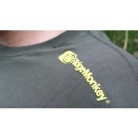 T-shirt - črn
